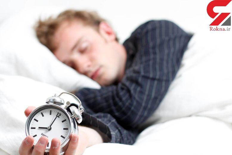 خواب شبانه بیش از 8 ساعت کشنده است