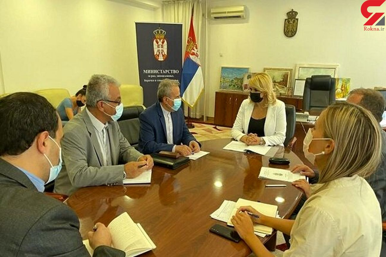 Serbia determined to develop cooperation with Iran: minister