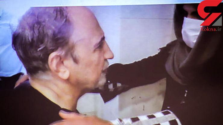 بازسازی دوباره صحنه قتل میترا استاد در برج دوبرال + عکس