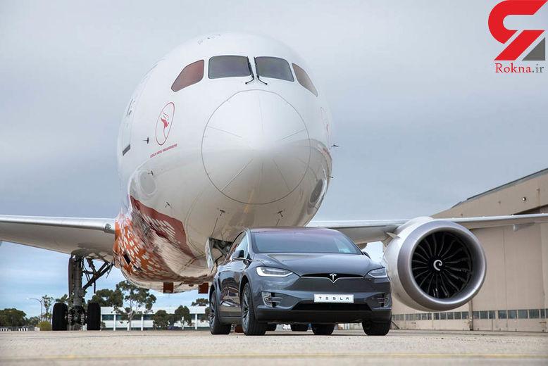 تسلا ،بوئینگ 787 را می کشد!
