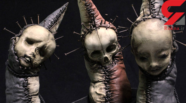 ترسناکترین عروسک های جهان + تصاویر 16+