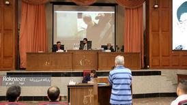 انتشار اولین فیلم از بازسازی صحنه قتل میترا استاد توسط نجفی