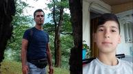 زنده زنده سوختن پسر نوجوان و پدرش در تنکابن / مادر ضجه می زند + فیلم صوت گفتگوی اختصاصی