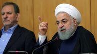 روحانی: باید در برابر مزدورانی که علیه امنیت کشور اقدام می کنند، قاطع باشیم
