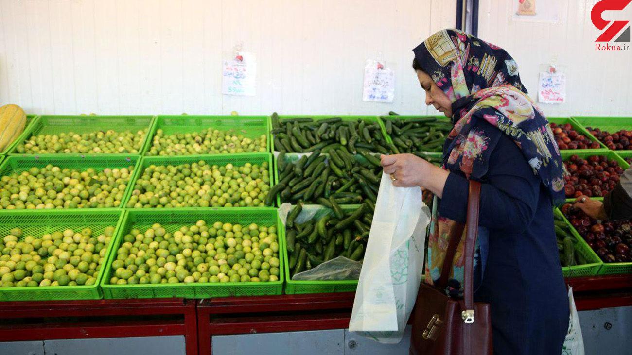 با پول یک آناناس، چه محصولاتی میتوان از میادین میوه و تره بار خرید؟