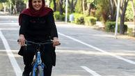 دوچرخه سواری زنان زیر سقف معقول است / می خواهند اصفهان را مانند خیابانِ منحرفِ آمستردام هلند کنند