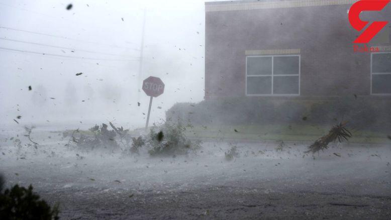 افزایش تلفات جانی طوفان مایکل در آمریکا