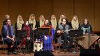 کنسرت پری ملکی به یاد ترانهسرای قدیمی