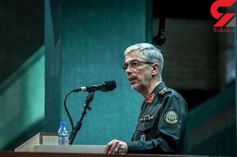 قدردانی سرلشکر باقری از رئیس ستاد مشترک ارتش و مردم عراق بابت میزبانی در مراسم اربعین
