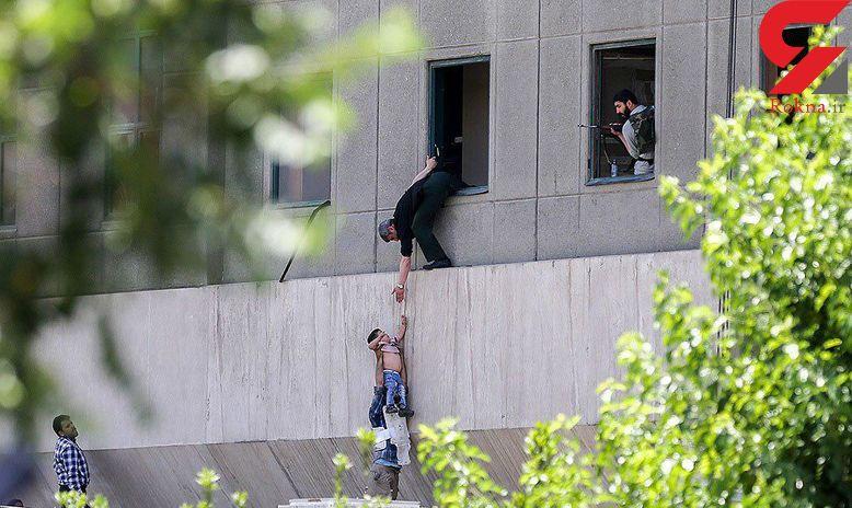 اولین سالگرد شهدای حادثه تروریستی مجلس فردا برگزار میشود