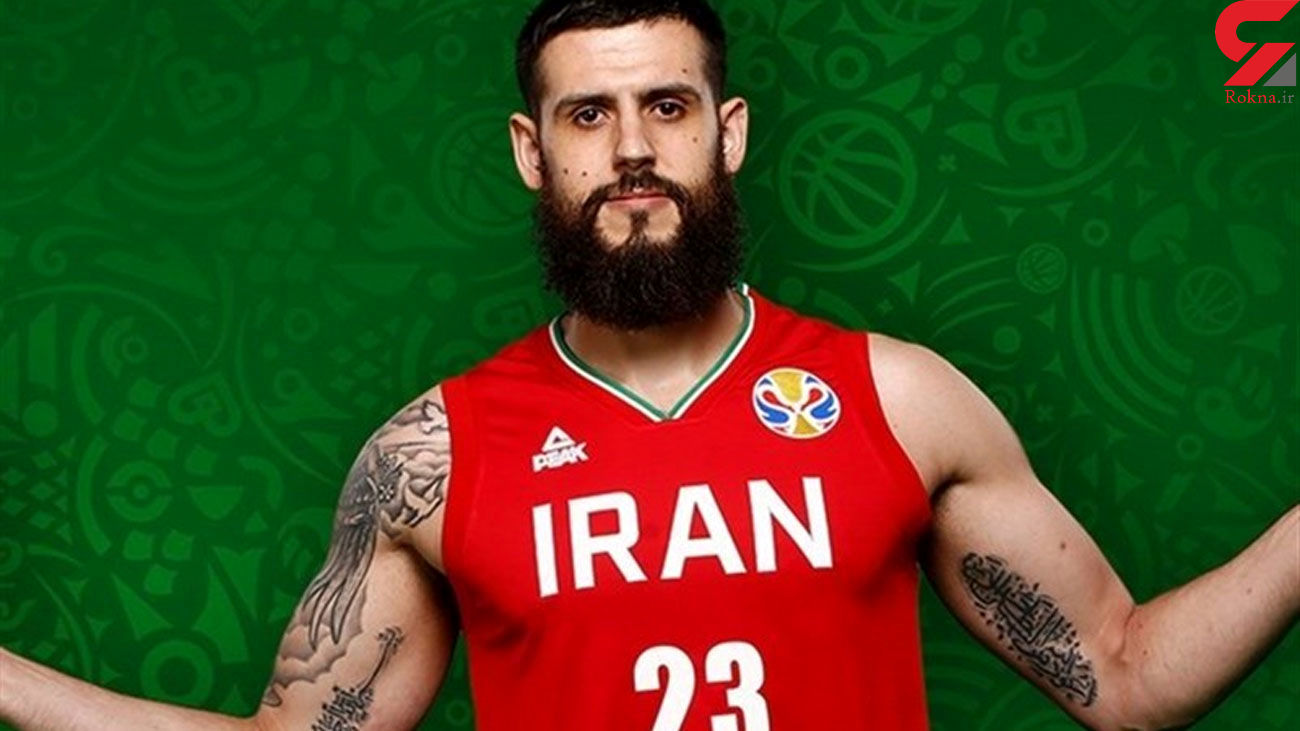 Iran's Geramipoor Will Play at FIBA Asia for First Time: FIBA