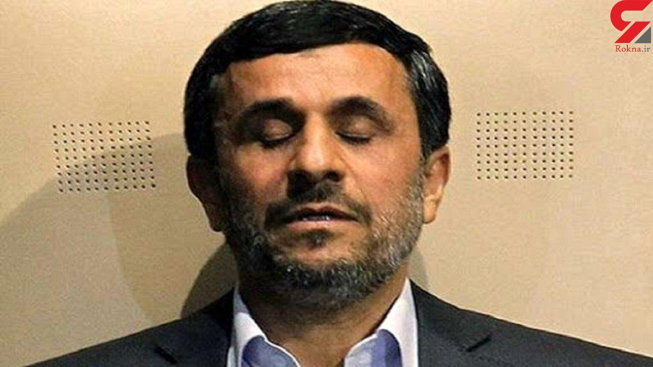 افشای نقش احمدی نژاد در حوادث 88 در آستانه انتخابات 1400
