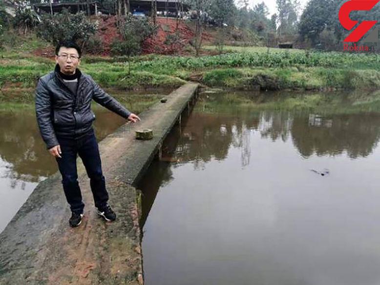 پسری کاملا مرد 40 دقیقه بعد زنده شد ! / عکس محل حادثه / چین
