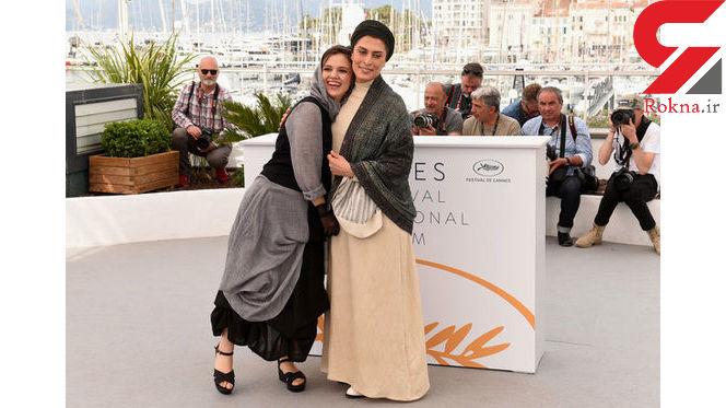 عکس های دیده نشده و خاص از بهناز جعفری و بازیگران ایرانی دیگر در جشنواره کن