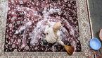 بایدها و نبایدهای شستن فرش دستباف در خانه