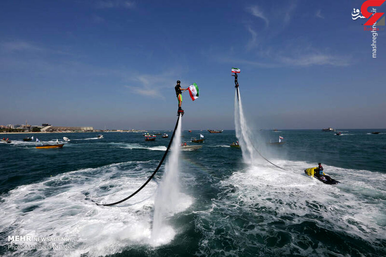 خلیج فارس از چهارشنبه تا جمعه مواج میشود
