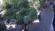 این سارق مسلح را می شناسید ؟ / پلیس از مردم کمک خواست +عکس