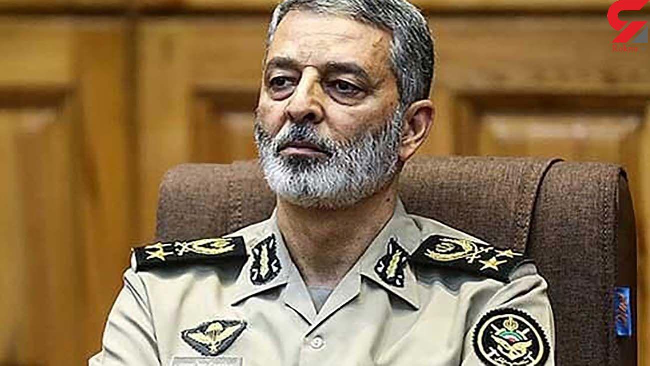 امیر سرلشکر موسوی: ملت ایران دشمنی دشمنان را به خوبی درک میکند