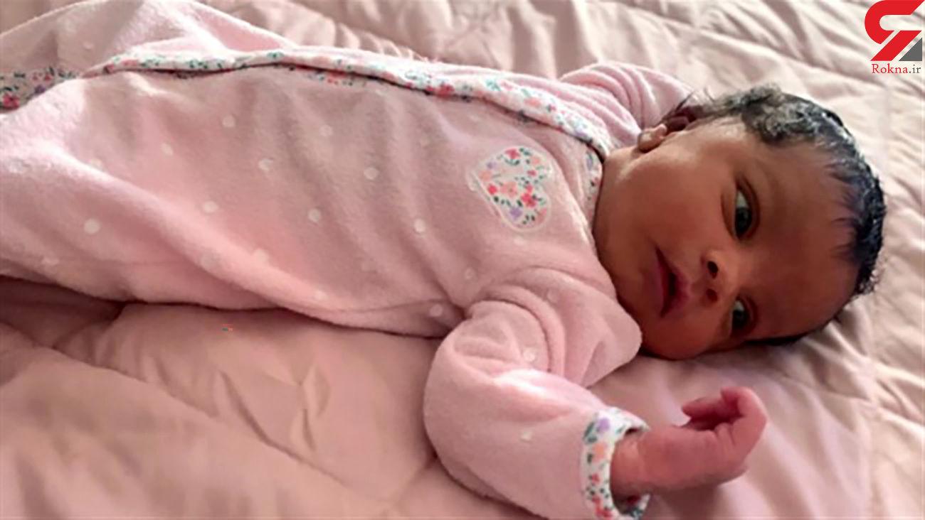 نوزاد 20 روزه کاشانی از مرگ برگشت
