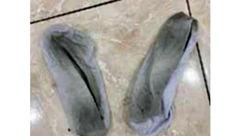 جوراب های بدبوی زن 33 ساله که 20 پوند می ارزد ! + عکس
