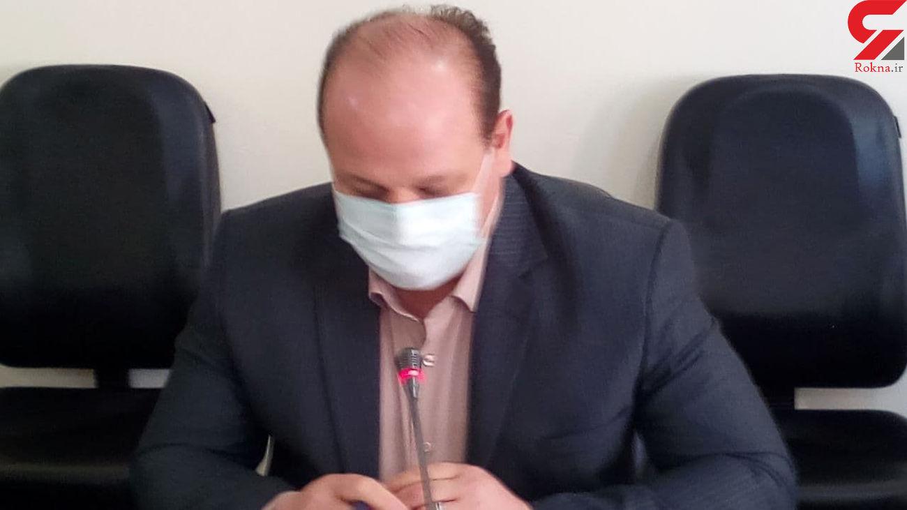 رئیس شبکه بهداشت ودرمان هشترود در جلسه پیشگیری از بیماری کرونا