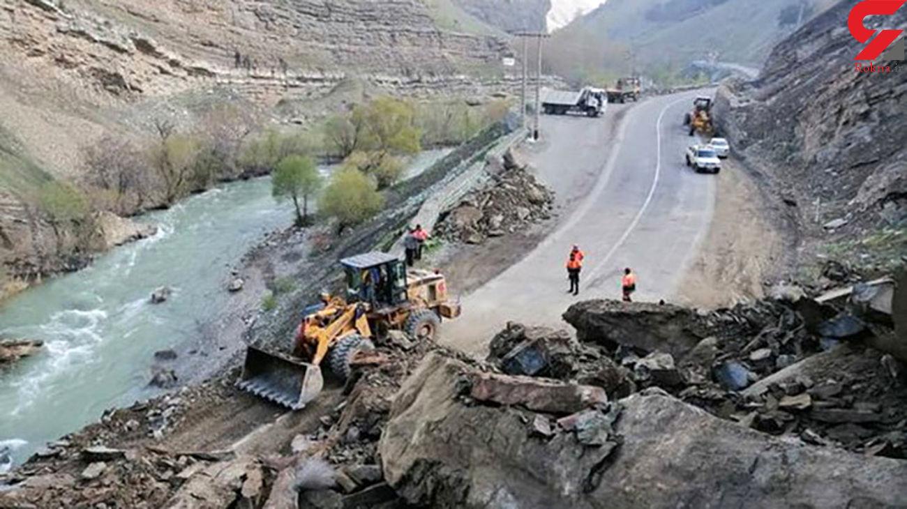 باران 22 خانواده را در طالقان گرفتار کرد