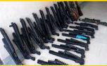 انهدام باند قاچاقچیان اسلحه در خوزستان+عکس