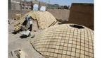 آغاز مرحله اول مرمت حمام تاریخی پنجاهه شهرستان نائین