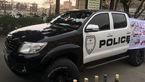جزییات توقیف خودروی لوکس قلابی پلیس در شمال پایتخت + عکس