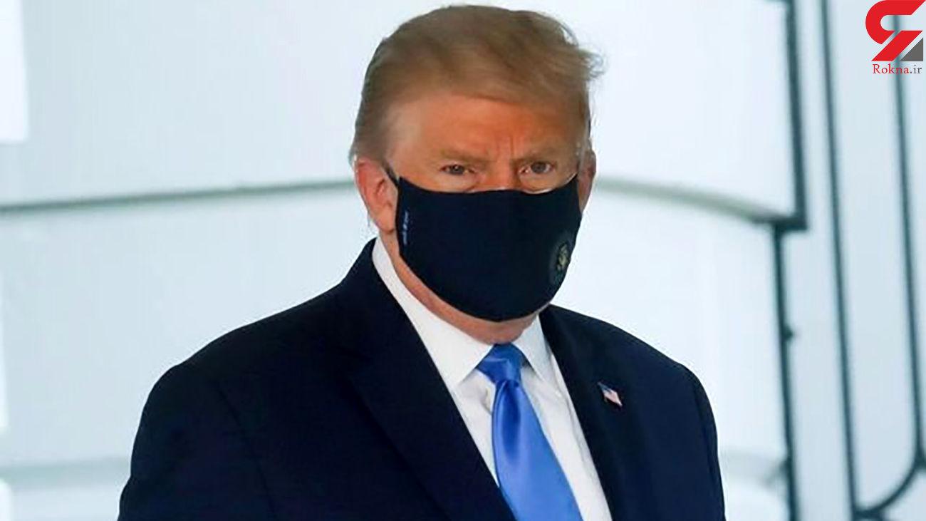 وخیم تر شدن وضعیت کرونا در آمریکا / ترامپ من را به دلیل ماسک زدن مسخره میکند
