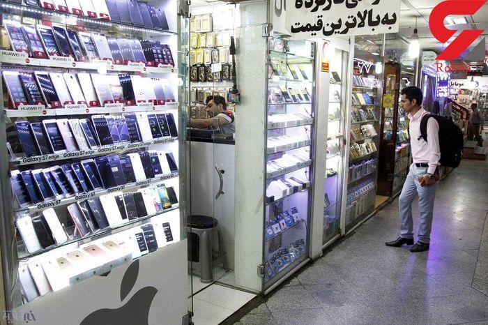 شوک جدید در بازار موبایل!