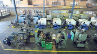 اقدامات دستگاه قضایی برای احیای کارخانه ها تولیدی / فعالسازی 25 واحد تولیدی در تملک بانکها