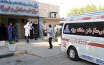 فیلم / آخرین وضعیت مصدومان حادثه پتروشیمی کارون / مسمومیت 70 نفر با گاز کلر
