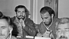 حسین محباهری وقتی خبرنگار بود + عکس