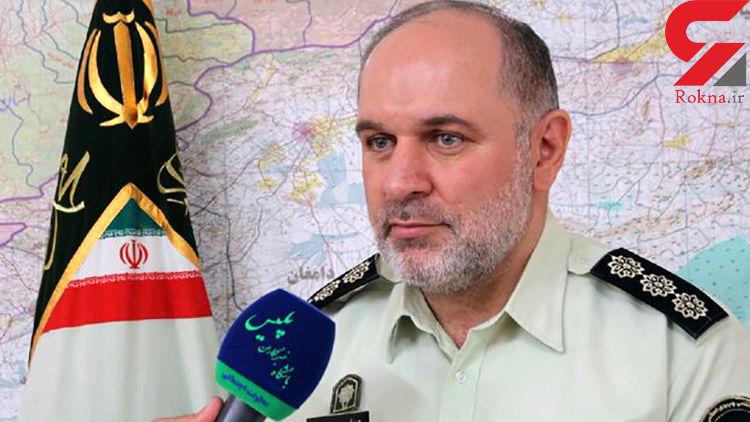 ۴۰۰ کیلوگرم تریاک در عملیات مشترک پلیس سمنان و کرمان کشف شد