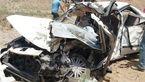 مرگ 6 مسافر در تصادف سمندها