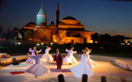 گرامیداشت زادروز مولانا در ترکیه