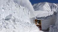 38 روستای کردستان محاصره در برف