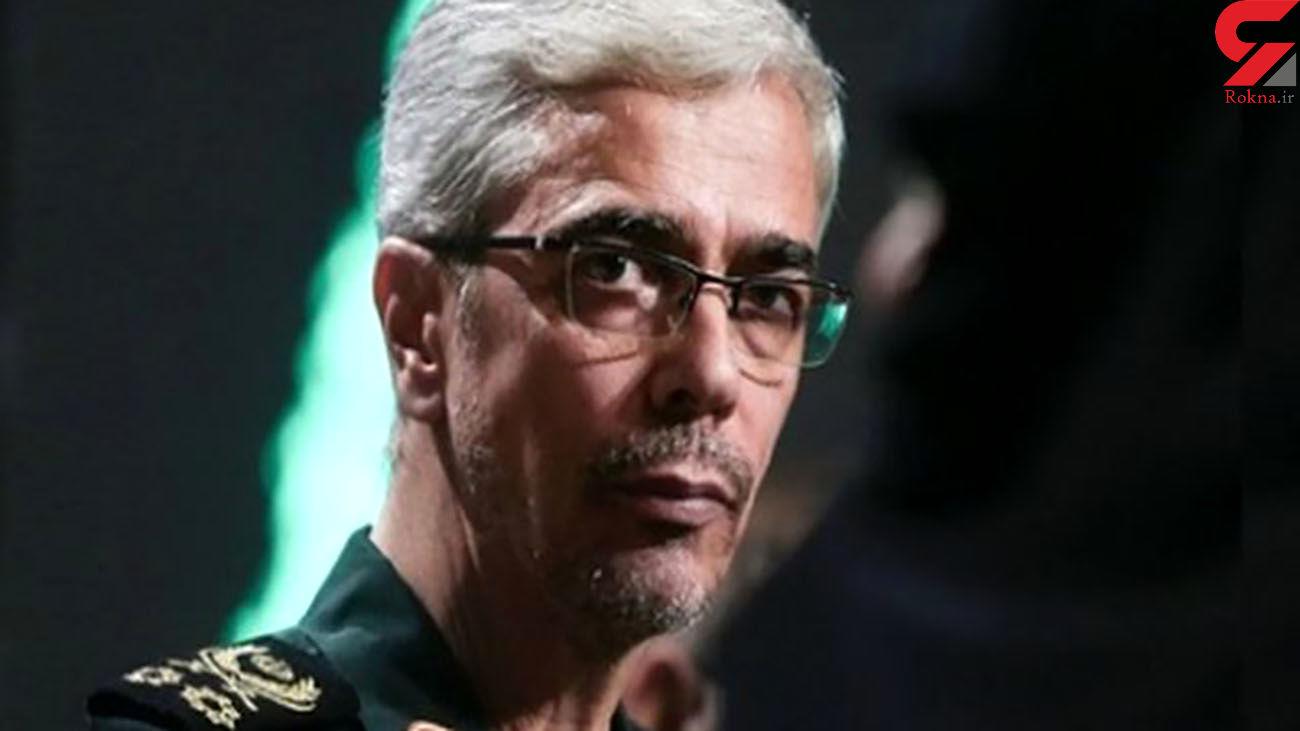 نامه وزیر بهداشت به رییس ستاد کل نیروهای مسلح