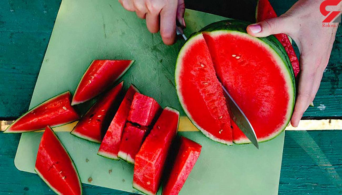 هندوانه برای چه کسانی سم است؟