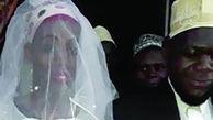 این عروس خانم یک مرد بود / او با امام جماعت ازدواج کرد + عکس عجیب / اوگاندا