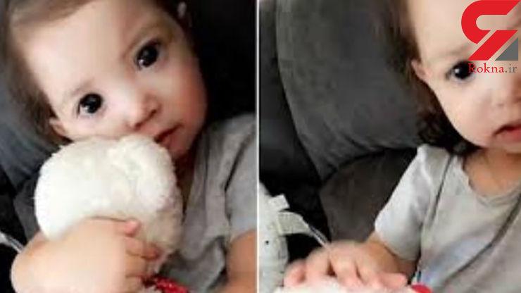 سندرمی نادر دختر خردسال را صاحب چشمانی فوق العاده زیبا کرد + تصاویر