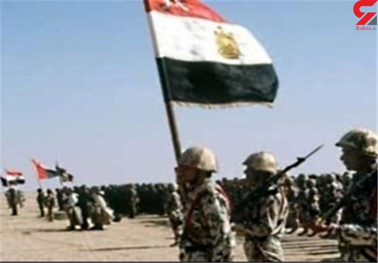 کشته شدن ۱۸ تروریست و انهدام ۳ خودروی بمبگذاری شده در شمال سیناء