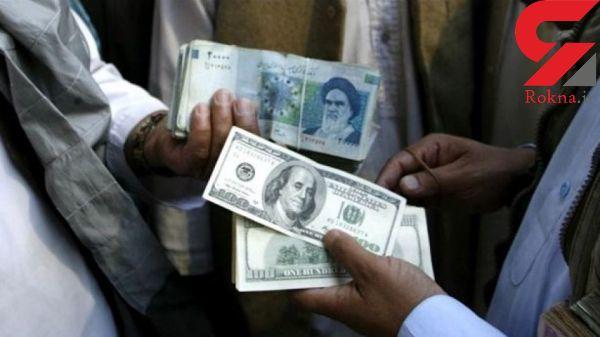 دلالان دلار برای سوءاستفاده از تحریمها سفره پهن کردند
