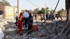 5 قربانی بر اثر انفجار مرگبار در آبادان+ عکس