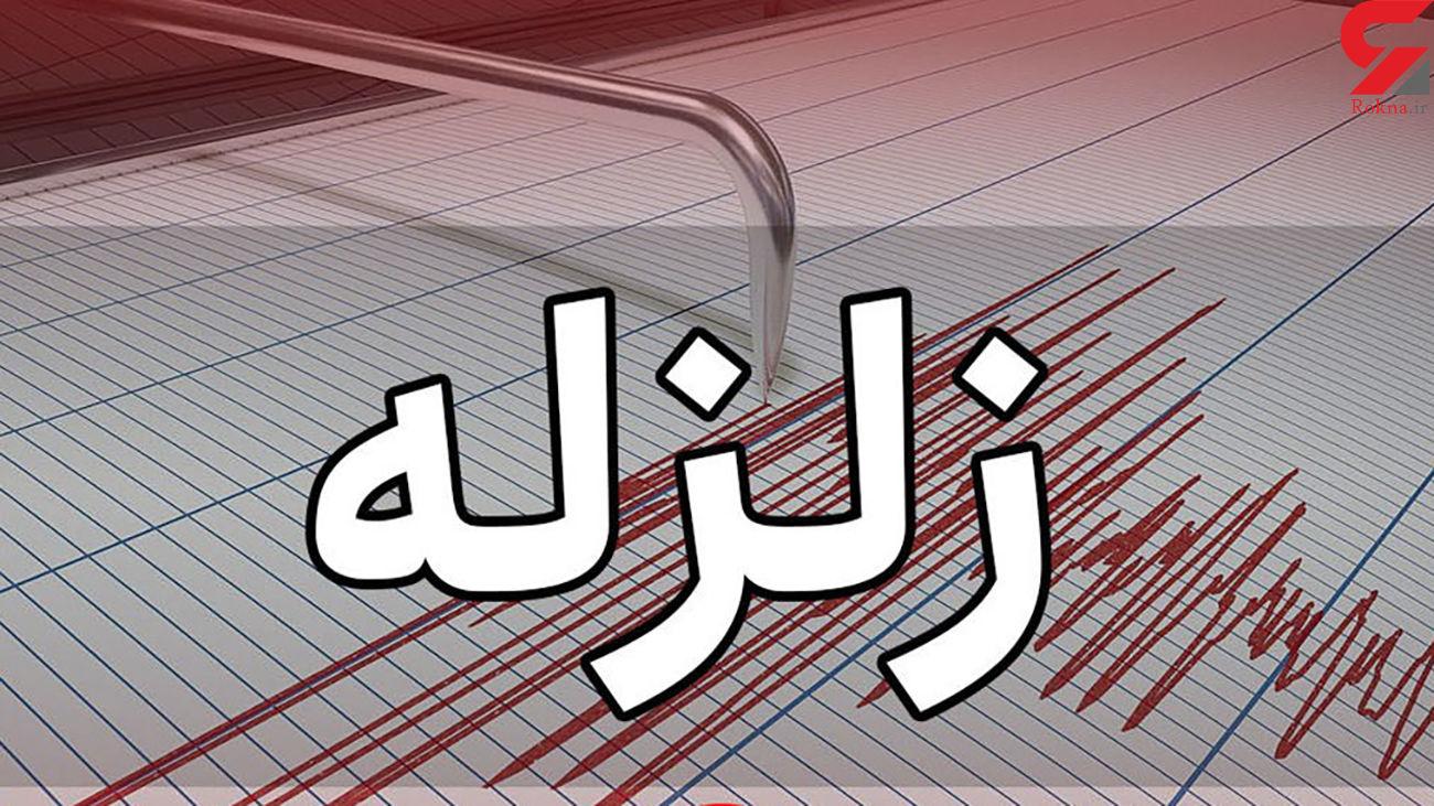 زلزله 4.1 ریشتری بوشهر را لرزاند / جزئیات بامداد ترسناک
