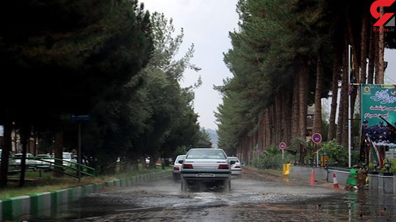 هواشناسی هشدار داد / بارندگی شدید در کشور