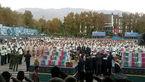 مراسم تشییع پیکر پاک 54 شهید دفاع مقدس ناجا برگزار شد