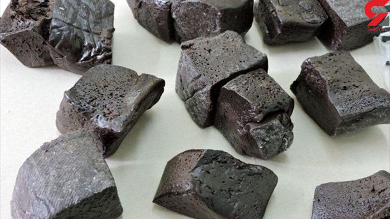 ۲۵ کیلوگرم مواد مخدر در اردبیل کشف و ضبط  شد