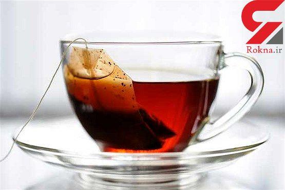 خطرات چای کیسه ای را جدی بگیرید!